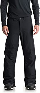 Quiksilver Men's ESTATE SHORT LENGTH 10K SNOW PANTS Snow Pants