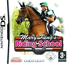 Mary Kings Riding School Game DS