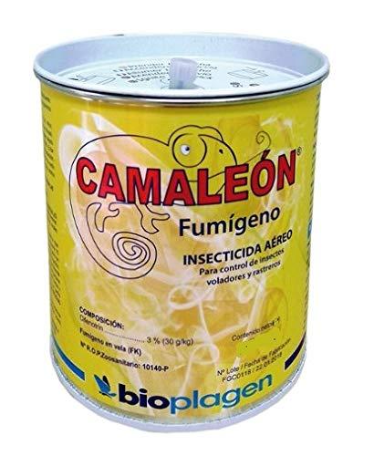 Bioplagen Camaleon Fumígeno Insecticida en Humo para Interiores