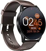 YZY Smart-armband fitness polsband activity tracker met hartslagmonitor en stappenteller, smartwatch voor dames en heren (...