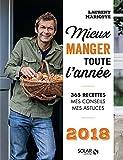 Mieux manger toute l'année - 2018 - Format Kindle - 14,99 €