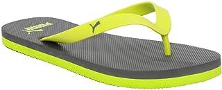 Puma Unisex Odius V2 Idp Iron Gate-Limepunch Flip-Flops-7 UK (40 EU) (8 Kids US) (36839902)