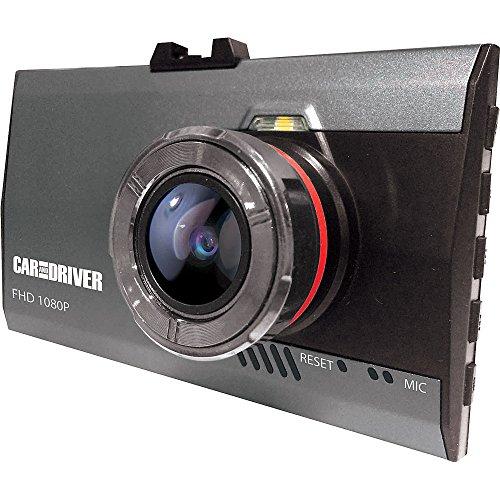 Car and Driver CDC-608 1080p HD Ultra Slim Car Dashboard Video Recorder Camera