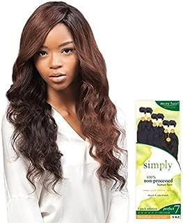 Best simply hair weave Reviews
