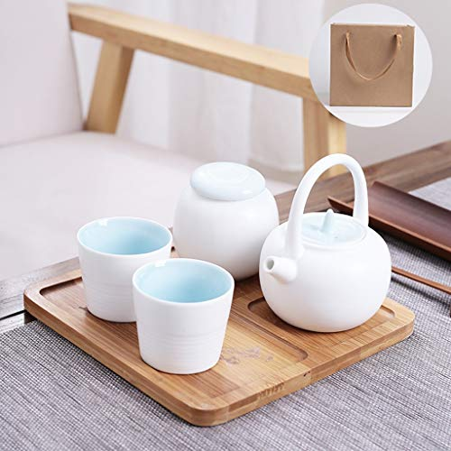 SHYOD Juego de té Glaseado de cerámica Tetera tépup Gaiwan Porcelana Teteras Ketteras Juegos de TEEWARE DE Tea DE Tea DE Tea DE TOWEWARE