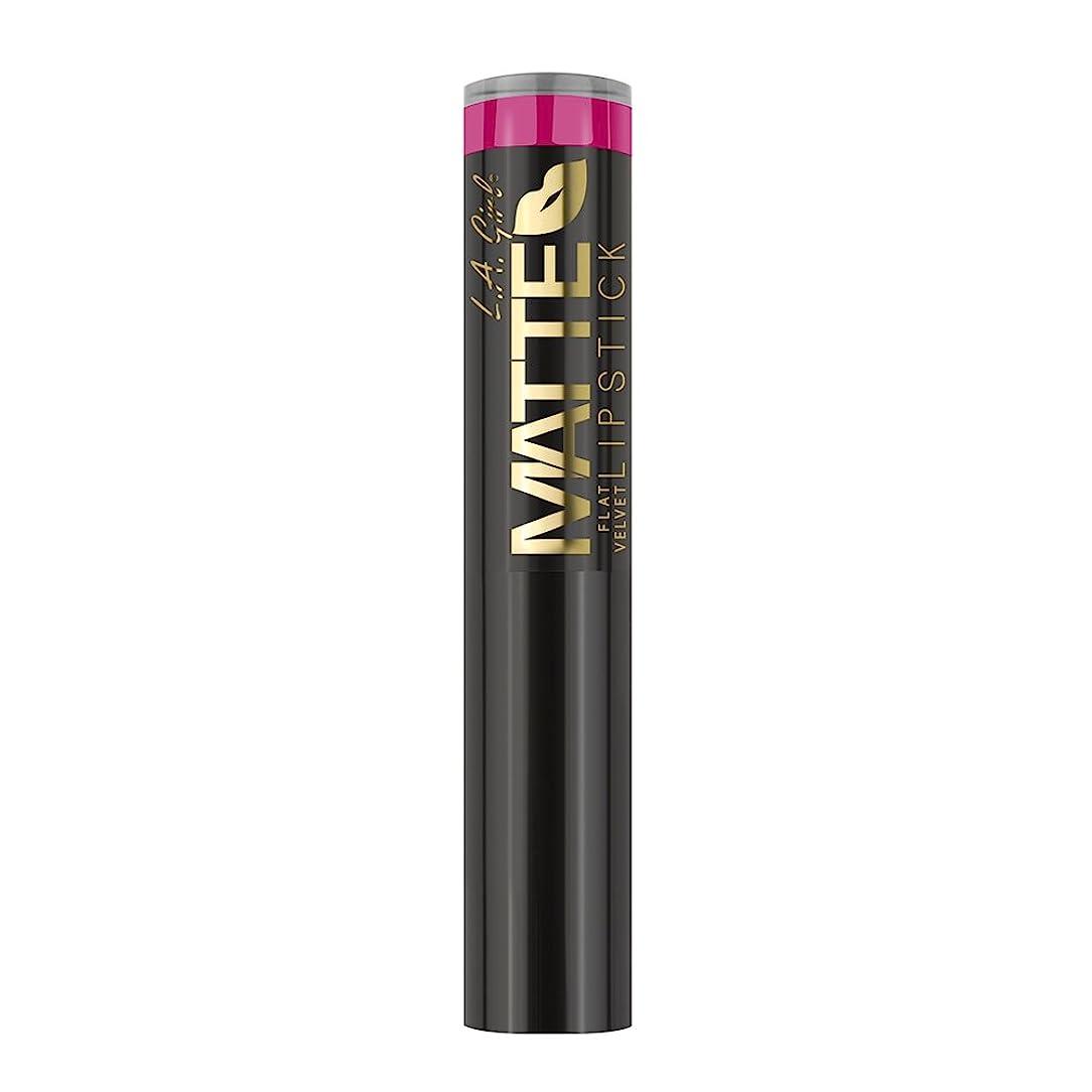 フェロー諸島メディカル間に合わせ(3 Pack) L.A. GIRL Matte Flat Velvet Lipstick - Bliss (並行輸入品)