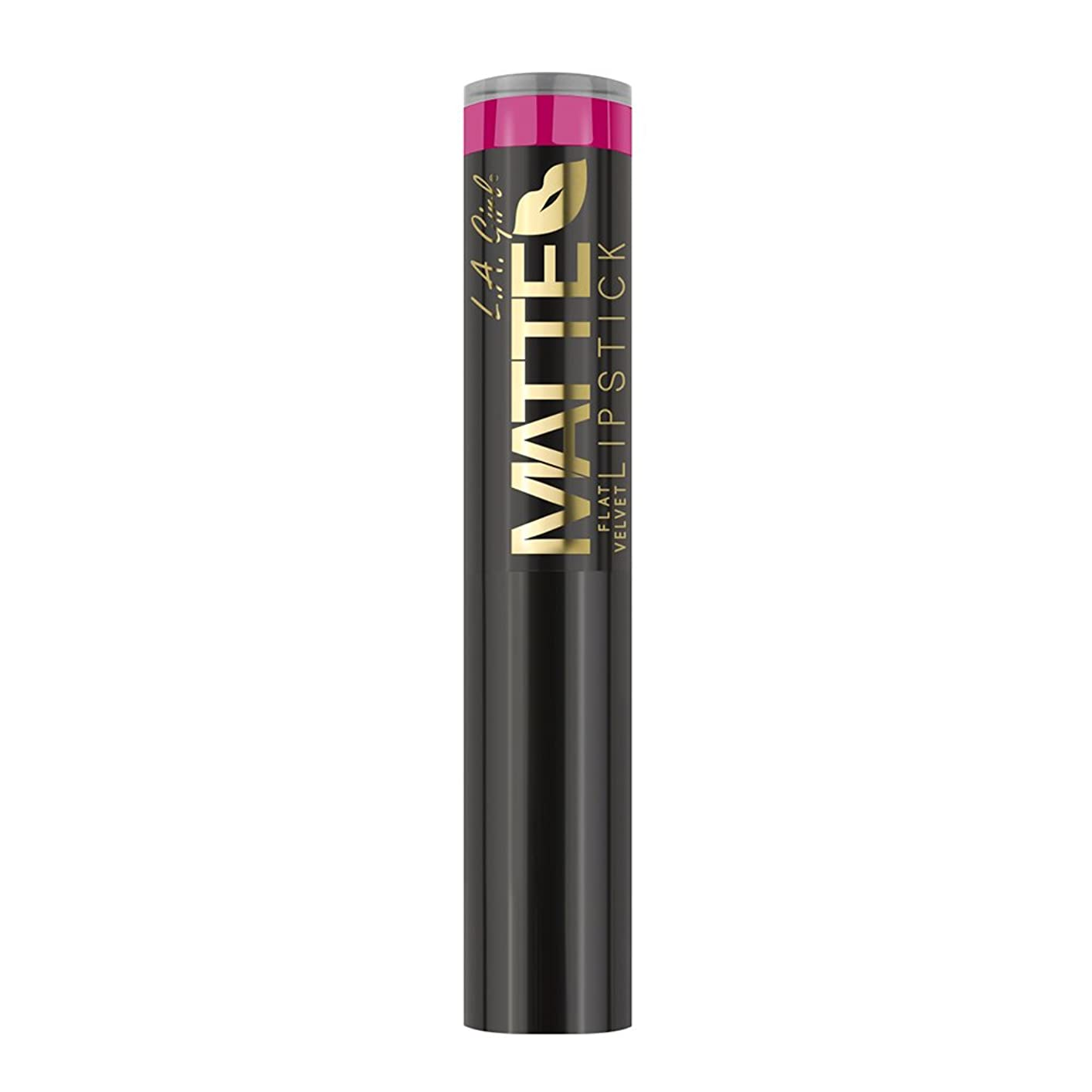 スパイパッドボックス(3 Pack) L.A. GIRL Matte Flat Velvet Lipstick - Bliss (並行輸入品)