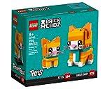 LEGO BrickHeadz Ginger Tabby Cat Set 40480