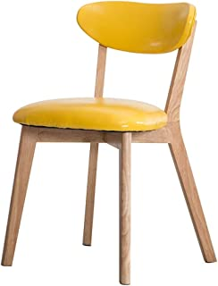 Sillas de comedor de cocina, sillas de comedor, decoración de uñas, para dormitorio, balcón, oficina, negociar ocio, oficina, oficina, oficina, cocina (color: azul, tamaño: B)