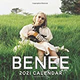 Benee 2021 Calendar: 2021: Weekly-Monthly-Yearly Calendar with Benee