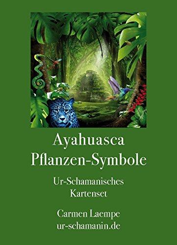 Business Schamane Ayahuasca Kartenset mit 40 Pflanzen-Symbolen zur Transformation