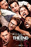 Daaint baby This is The End (2016) Movie Poster (24x36) - James Franco Seth Rogen Hill