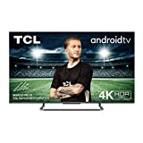 TV TCL 55P816 55 pollici, 4K HDR PRO, Ultra HD, Smart TV con sistema Android...