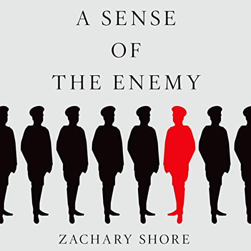 A Sense of the Enemy audiobook cover art