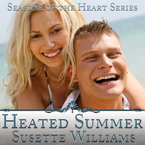 Heated Summer     Seasons of the Heart, Book 4              By:                                                                                                                                 Susette Williams                               Narrated by:                                                                                                                                 Allyson Voller                      Length: 1 hr and 14 mins     7 ratings     Overall 4.1
