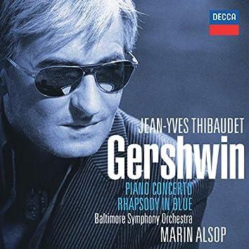 Gershwin: Rhapsody In Blue; Piano Concerto etc