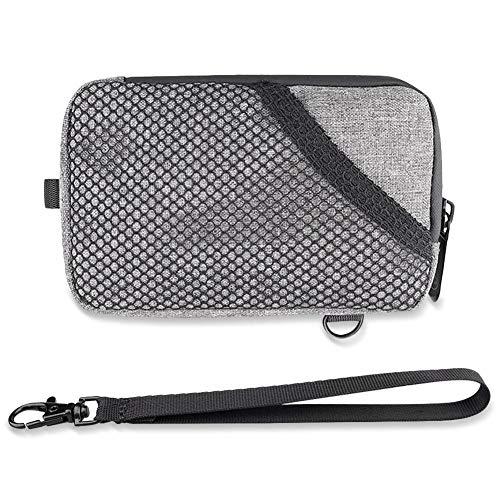 windyday Geruchssichere Tasche Wiederverschließbare Geruchsdicht Tasche Mit Carbon-Futter Für Reisen, Alltag Leben Oder Partybedarf
