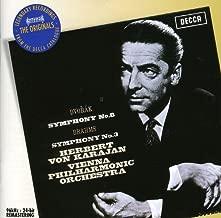 Dvorak: Sym No 8 / Brahms: Sym No 3