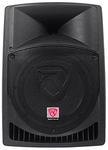 Rockville RPG12 12' Powered Active 800 Watt 2-Way DJ PA Speaker System