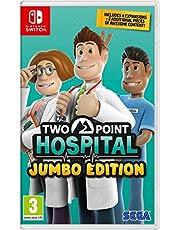 Two Point Hospital Jumbo Edition (Nintendo Switch)
