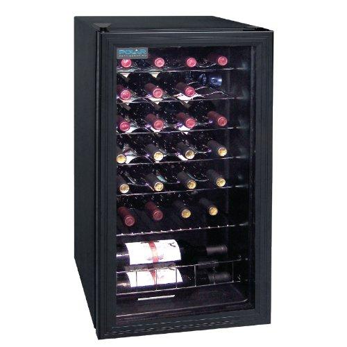 Polar Refroidisseur de vin 28 bouteilles 825 x 430 x 480 mm
