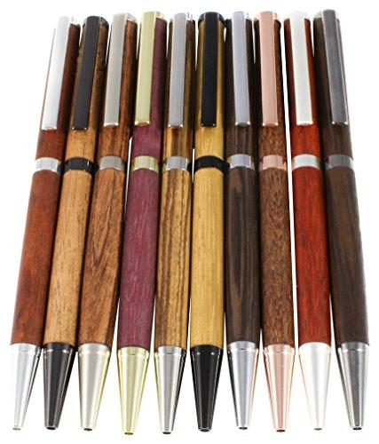 wood turning pen kits - 1