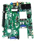 Sceptre CTTV53DG H50 Main Board and Power Supply (TP.MS3553.PB753) T201803056A NOT Include Tuner Board
