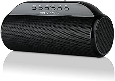 music angel portable speaker review