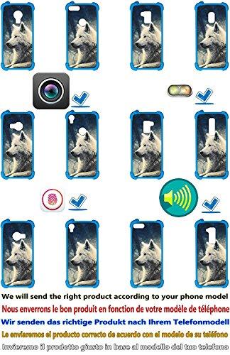 Hülle für Huawei Ascend D1 U9500 hülle Silikon Grenze + PC hart backplane Schutzhülle Case Cover Lang - 2
