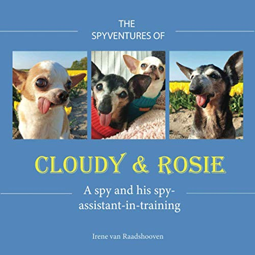 The Spyventures of Cloudy & Rosie: A spy and his spy-assistant-in-training