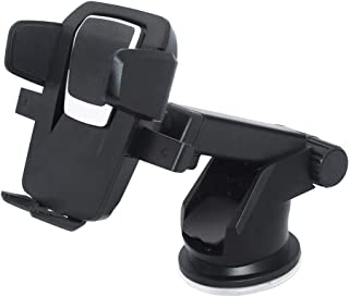 Universal Car Phone Mount -Cell Phone Stand Holder Dashboard Mount Compatible iPhone, Samsung, HTC, LG, OnePlus and More S...