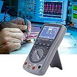 Multímetro Osciloscopio digital 100 conjuntos de datos ET827 Equipo de prueba 40Mhz 200Msps Probador de mano para electricista con pantalla de alta definición