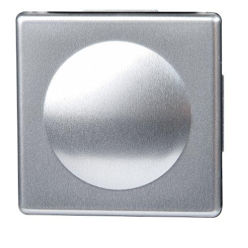 Kopp Tast-Dimmer Dimmat stufenlos verstellbar, für Glühlampen und Halogenlampen, 40-400W/VA, UP, Touch-Dimmer