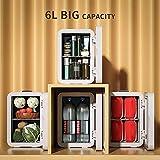 prezzi dghjk flawless mini fridge cosmetic