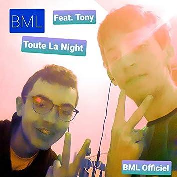 Toute la night (feat. Tony69)