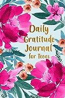 Daily Gratitude Journal for Teens,