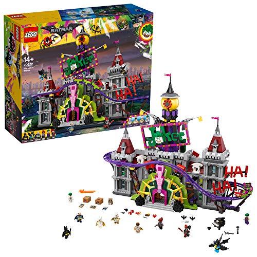 Lego 70922 - Batman Movie il Maniero di Joker, 3444 pezzi
