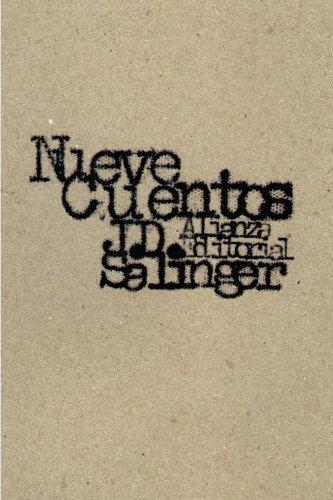 Nueve cuentos (El Libro De Bolsillo - Literatura) de Salinger, J. D. (2011) Tapa blanda