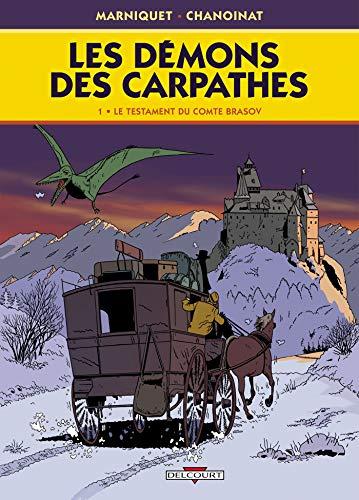 Démons des Carpathes T01 Testament Brasov
