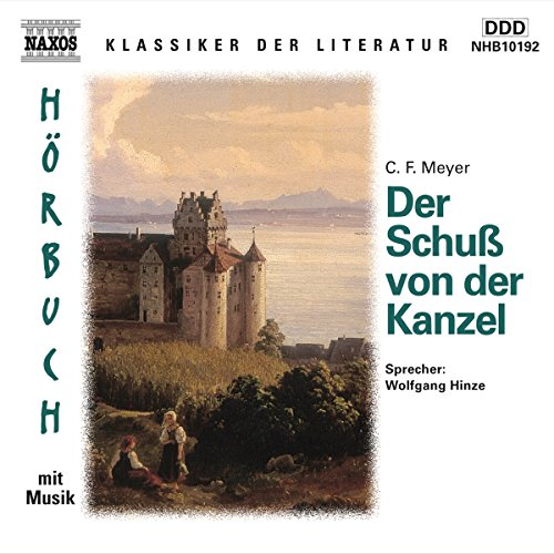 Der Schuß von der Kanzel audiobook cover art