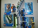 Ages 4+ Includes Vehicles Set, Space and Airport Set, Wheels Set, Community Minifigure Set, Harbor Set