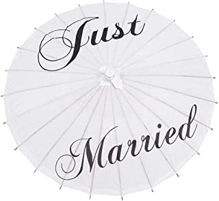 Best just married parasol Reviews