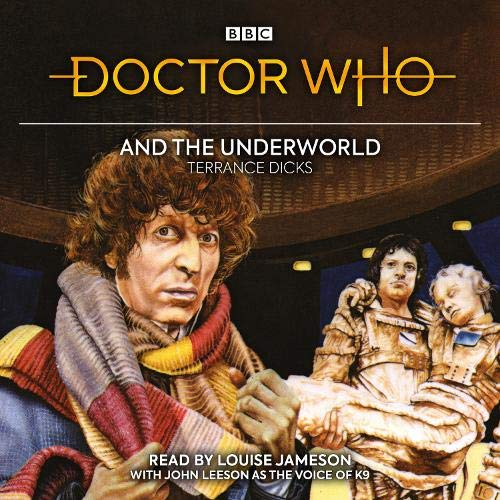 Doctor Who and the Underworld cover art