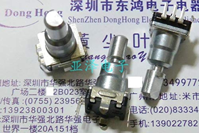5PCS LOT EC11K1525401 Encoder Switch 18 Positioning 9 pulses 20MM Shaft Length