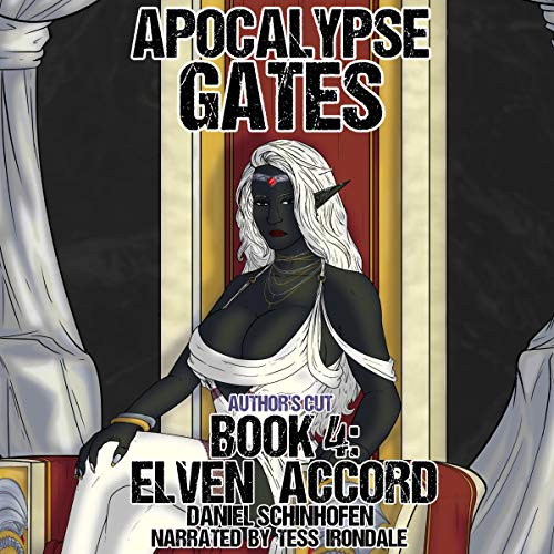 Elven Accord cover art