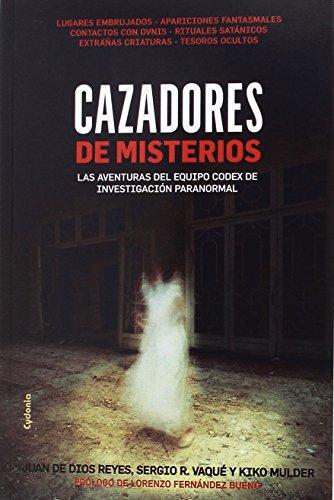 Cazadores de misterios: Las aventuras del equipo Codex de investigación paranormal: 15 (Historia Oculta)