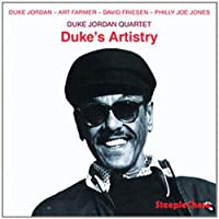 Duke's Artistry by Duke Jordan Quartet (1997-03-18)