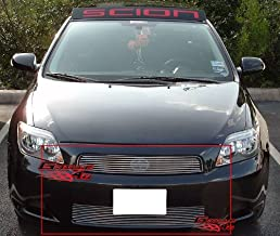 APS Compatible with 2005-2010 Scion TC Billet Grille Grill Combo Insert T67930A