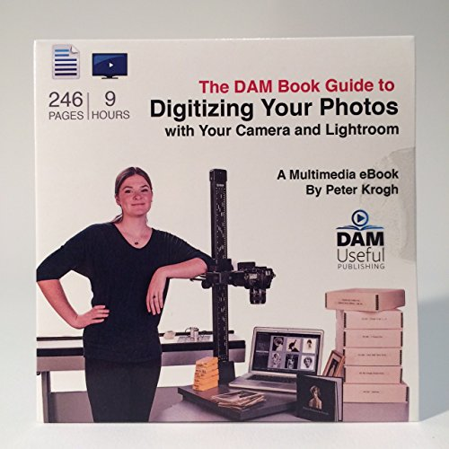 Digitizing Your Photographs with Your Camera & Lightroom