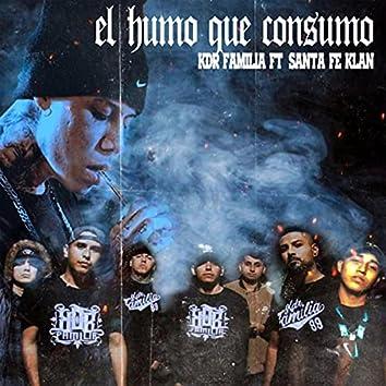 El Humo Que Consumo (feat. Santa Fe Klan)